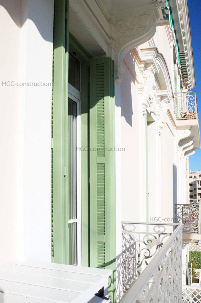 Ажурный барьер балкона сделать ницца