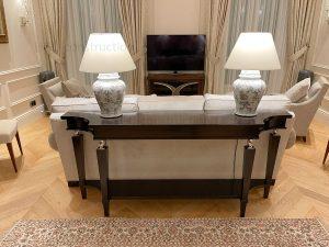 Декоративный стол с лампами доставка сборка ницца