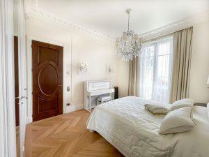 Компания Дизайн интерьера спальни Ницца