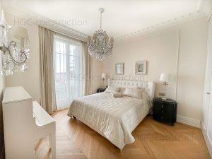Сборка спальной мебели люкс Монако