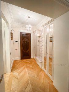 Дизайн коридора освещение электрик Ницца