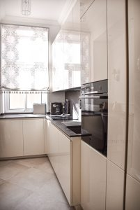 Дизайн кухни в современном стиле сборка Ницца