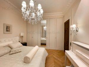 Сделать Дизайн проект интерьера спальни Ницца
