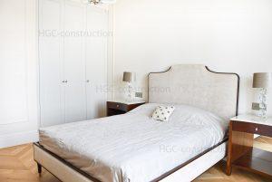 Люксовый интерьер спальни Монако