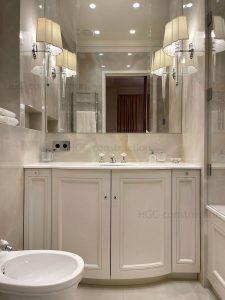 Мебель ванной под размер сборка ницца