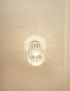 Потолочное освещение электрик Ницца
