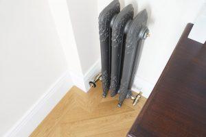 Радиаторы отопления из чугуна реставрация