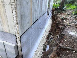 Сделать гидроизоляцию цоколя дома Ницца