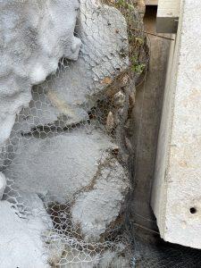 Система схода камней