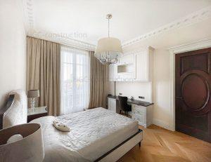 Современный дизайн спальни заказать