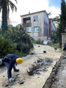 Строительство дороги к дому специалист компания в ницце