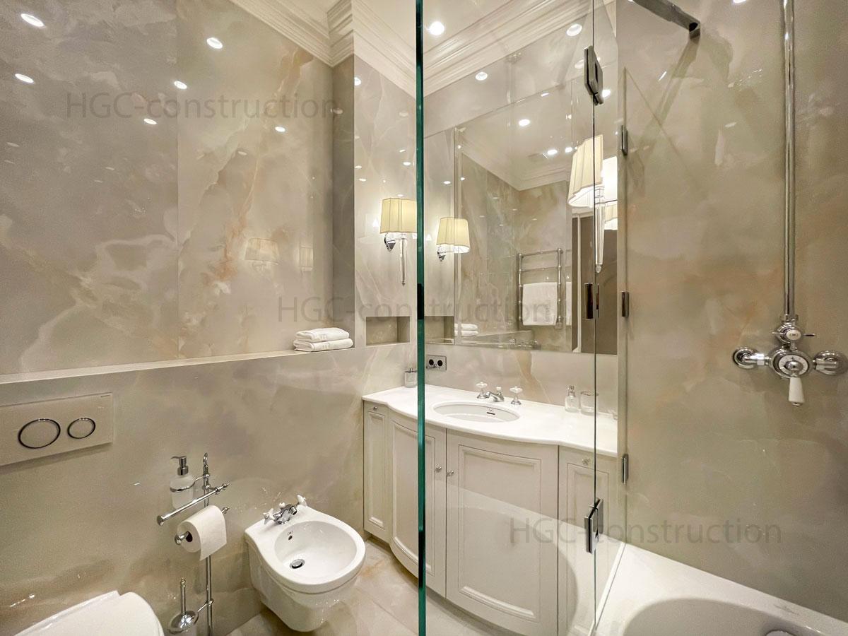 Удобная планировка ванной на ваш вкус