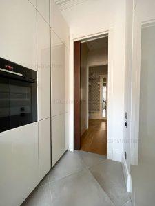 Раздвижная дверь на кухню установить Ницца